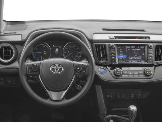 2017 Toyota Rav4 Hybrid Limited In Leesburg Fl Phillips