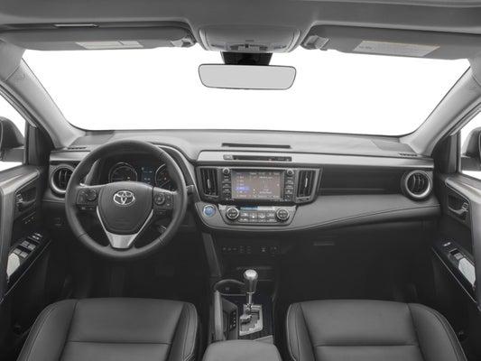 2017 Toyota Rav4 Hybrid Limited In Leesburg Fl Phillips