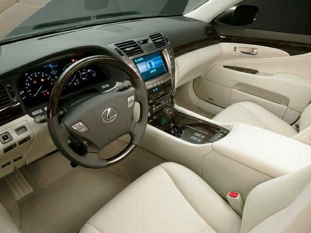 2007 Lexus LS 460 460 - Leesburg, FL