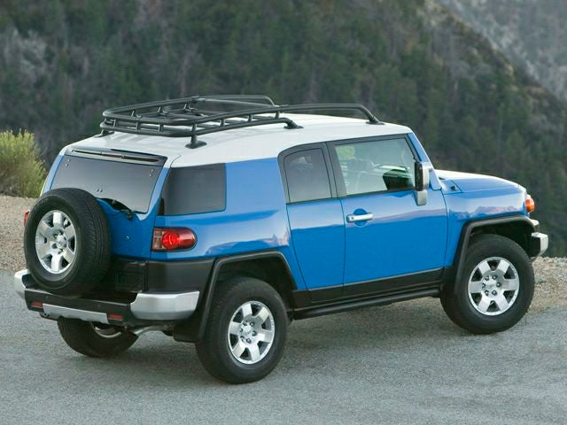 2007 Toyota FJ Cruiser Base In Leesburg, FL   Phillips Toyota