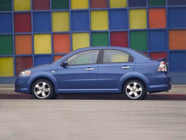 2008 Chevrolet Aveo Ls Leesburg Fl