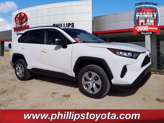 Used Toyota Rav4 For Sale Phillips Toyota Leesburg Fl