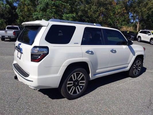 2021 Toyota 4runner Limited Phillips Toyota